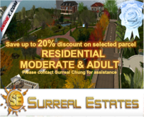 It's A Smart Move at Surreal Estates.Quality living from the Estate that CARES