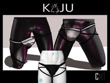 KAJU - Micah thong - Black (Add and Touch)