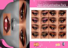 DRAFT Pigments. - Hot Girl Eyeshadow Pack