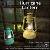 [DDD] Hurricane Lanterns