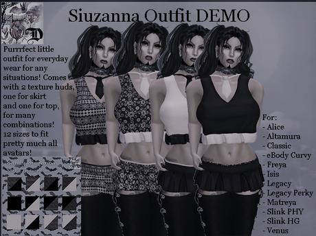 Siuzanna Outfit DEMO (ADD ME)