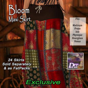 DFF Bloom Skirt #16