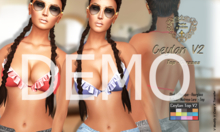 DEMO - Nala Design - Ceylan Top Bra  V2 - For All Mesh Bodies