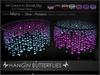.:: PaPiLLoN Design ::. HanGin BuTTerFlies