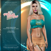 !PCP :: Anya Crop Top [Taco Pack]