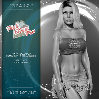 !PCP :: Anya Crop Top [Taco Pack DEMO]