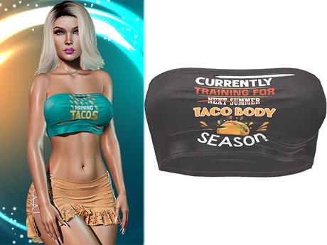 !PCP :: Anya Crop Top [Taco Season]