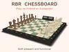 Chess board - Human & Computer (Demo)