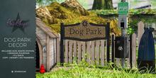 *SS* Dog Park Items