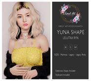 - Sweet Art - Yuna Shape / Lelutka Ryn