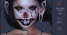 Suicide Gurls - Teivel Face Tattoo