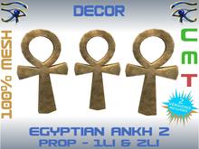 DECOR - EGYPTIAN ANKH 2