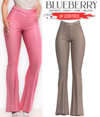Blueberry - In Control - Suit Pants - {Extra 2}