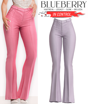 Blueberry - In Control - Suit Pants - {Extra 10}