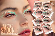 Jack Spoon . Thetis Glitter Eyeshadow (Lelutka Evolution)