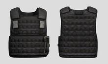 Light Bulletproof Vest  High Ballistic Protection - Military Grade High-quality / / / PLATE CARRIER 100% MESH