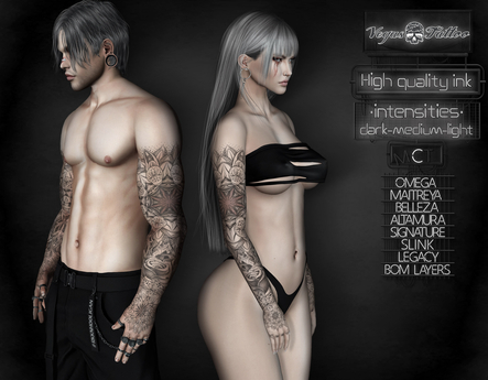 .: Vegas :. Tattoo Applier Take Over