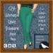 GPA Women's Trousers Linen - Aqua Blue (ADD to unpack)