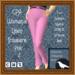 GPA Women's Trousers Linen - Pink Z (ADD to unpack)