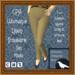 GPA Women's Trousers Linen - Tan Khaki (ADD & touch)
