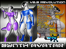 Synth Revolution Avatar