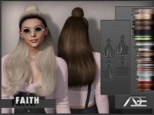 Ade - Faith Hairstyle (FULL PACK)