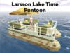 Ultimate Lake Time Pontoon For Fun With Friends!