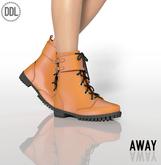 [DDL] Away (Orange) (Rez/Wear to unpack)