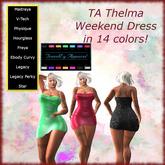 TA Thelma weekend dress