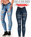 Blueberry - Authentic - Jeans - Darkblue