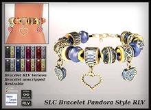 SLC Bracelet Pandora Style RLV