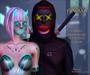 :: ANTAYA :: Unisex neon mask (wear)