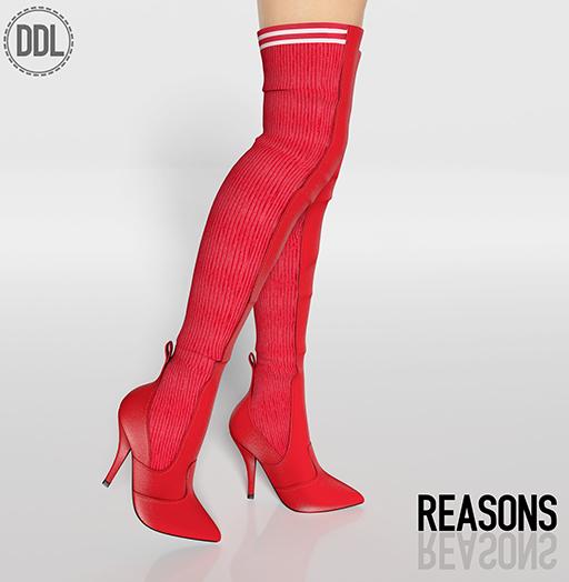 [DDL] Reasons  (DEMO)
