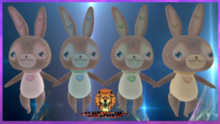 ~*Imperium*~ Animesh Brown Bunny Pack