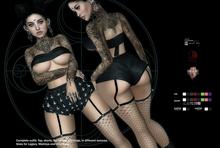 DL -Nuit Noire - outfit