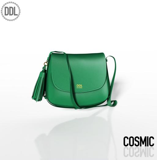[DDL] Cosmic (Green) (Rez/Wear to unpack)