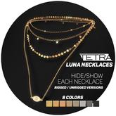 TETRA - Luna necklaces (Fatpack)