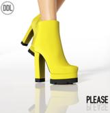[DDL] Please (Yellow) (Rez/Wear to unpack)