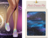 !PCP :: Becky Sneakers [Galaxy Blue]