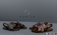 Ohemo - Duncan sandals - FATPACK (add me)