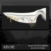 [TJR] ALIEN EARS [Wear to Unpack]