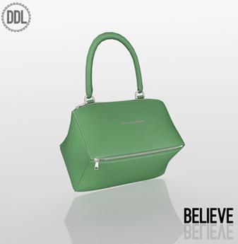 [DDL] Believe (Green)