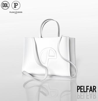 [DDL x Plush Studios] Pelfar (White)