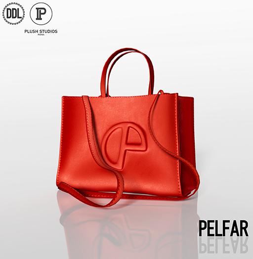 [DDL x Plush Studios] Pelfar (Red)