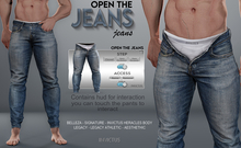 INVICTUS - Open the jeans - Jeans  * v1.1