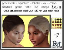 RWBHN7-Rams Wear-hair base applier N7 FEMALE