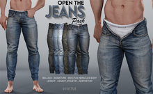 INVICTUS - Open The Jeans - PACK * v1.1