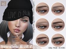 . OH! - Brow Studio lll - Vol 2 - Naturals pack