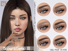 . OH! - Brow Studio lll - Naturals pack