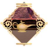 Studio Craft * Aladdin Magic Lamp Tip Jar